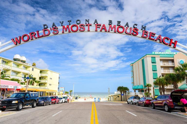 Daytona Beach avec guide francophone (dès 12 ans)