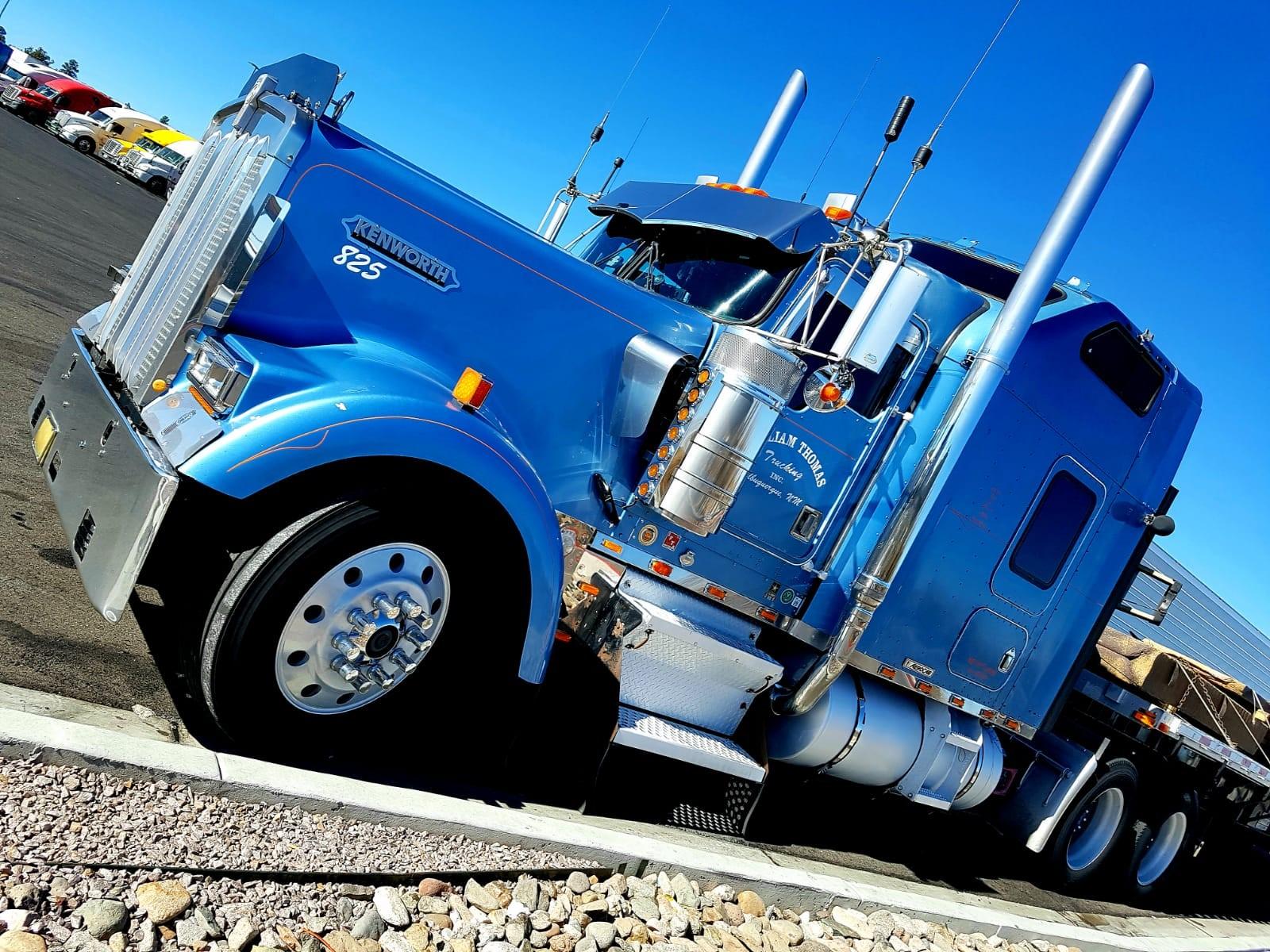 Les beaux camions américains