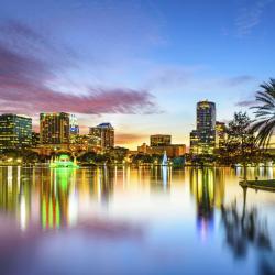 Orlando, appelée la ville de l'amusement